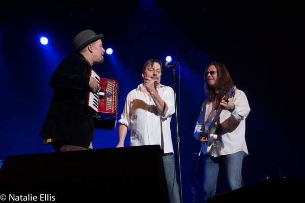With Southside Johnny and the Asbury Jukes - Count Basie Theatre - December 31, 2012