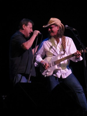 With Southside Johnny and the Asbury Jukes - Jacksonville - February 2, 2013