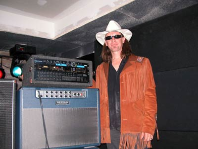 pic47with the best amp ever