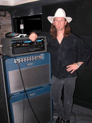 pic48looking mad with the best amp ever