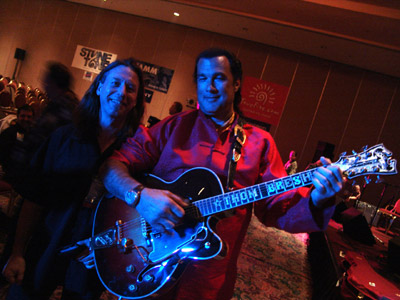 pic52with steven seagal namm 2005