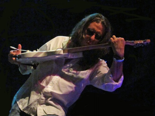 With Southside Johnny and the Asbury Jukes - Infinity Music Hall- July 26, 2013