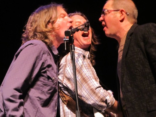 With Southside Johnny and the Asbury Jukes - Billings - April 12, 2012