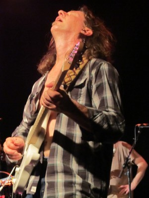 With Southside Johnny and the Asbury Jukes - Kent Stage - July 24, 2011