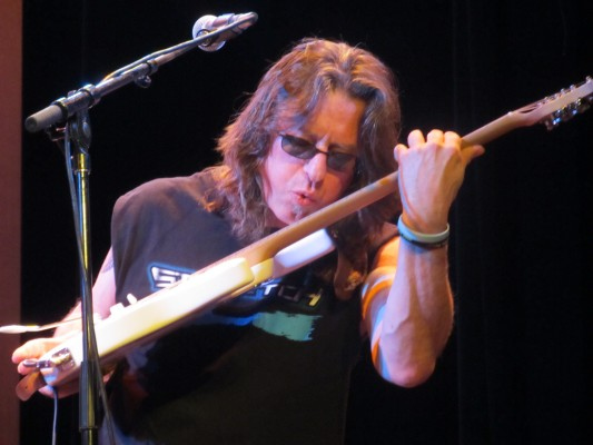 With Southside Johnny and the Asbury Jukes - Portsmouth - March 16, 2013