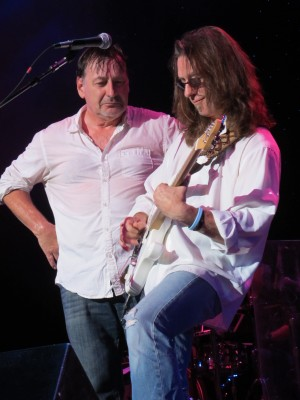 With Southside Johnny and the Asbury Jukes - Atlantic City - September 28, 2012