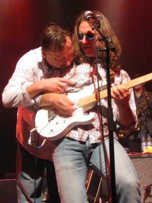 With Southside Johnny and the Asbury Jukes - London - October 21, 2010
