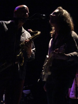 With Southside Johnny and the Asbury Jukes - Culpepper - July 12, 2013