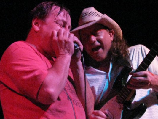 With Southside Johnny and the Asbury Jukes - Breezy Point - June 19, 2010